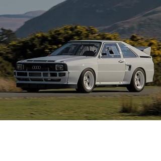Sport Quattro/A2 replica