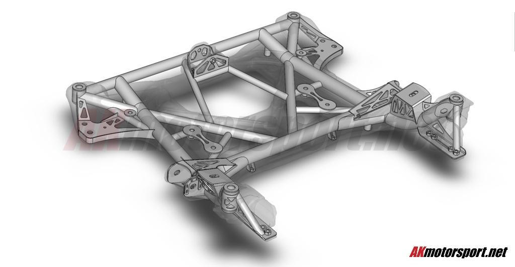 WAS-300-Nissan-GT-R-GTR-R35-3d-lighweight-tubular-subframe-front-3